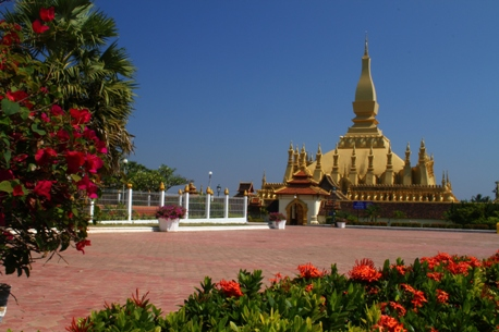 Lao classic tour  5 days 4 nights graphic