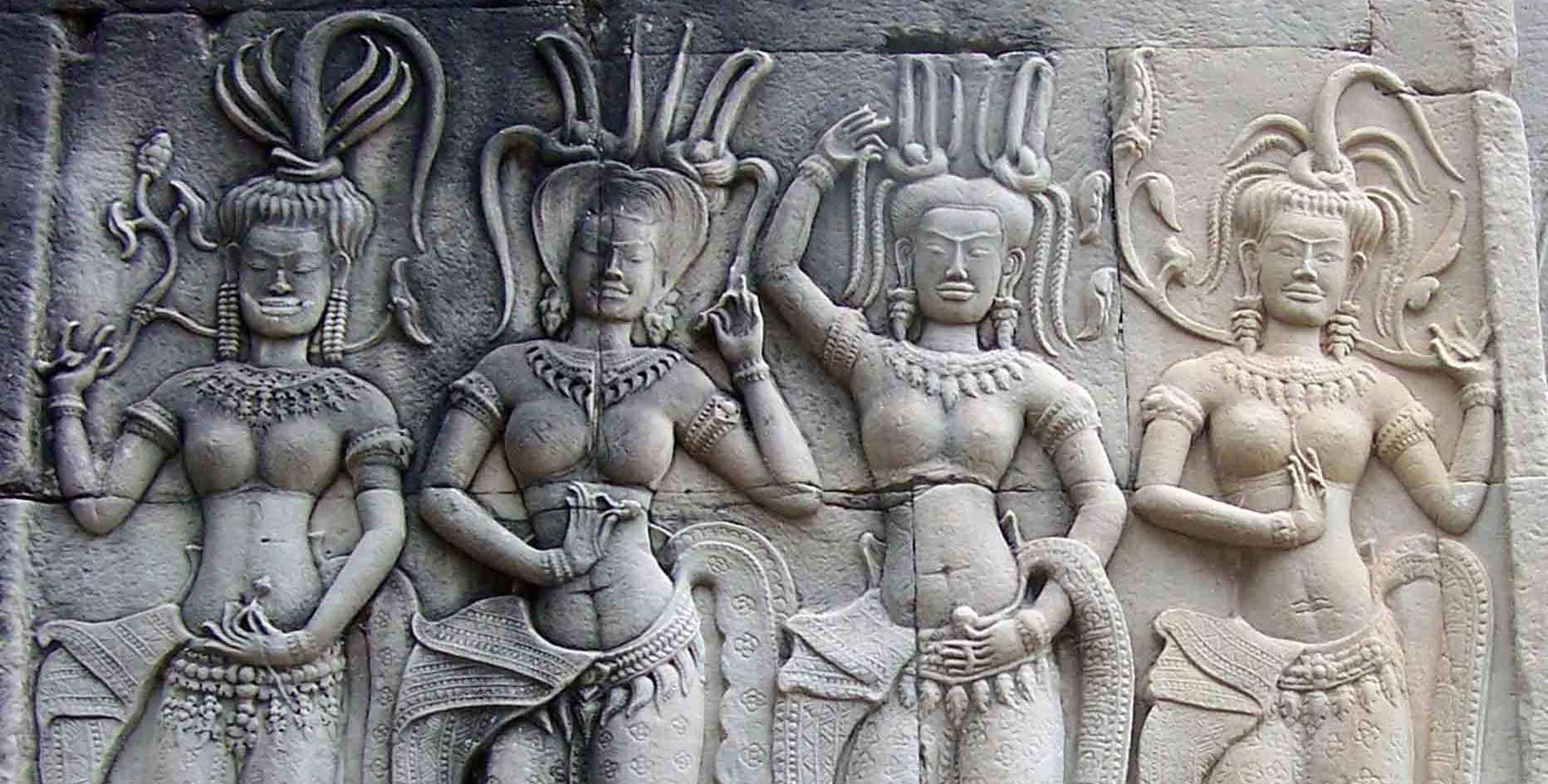 Angkor-Wat-Apsara 1
