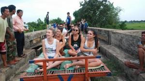 Bat- Bamboo Train