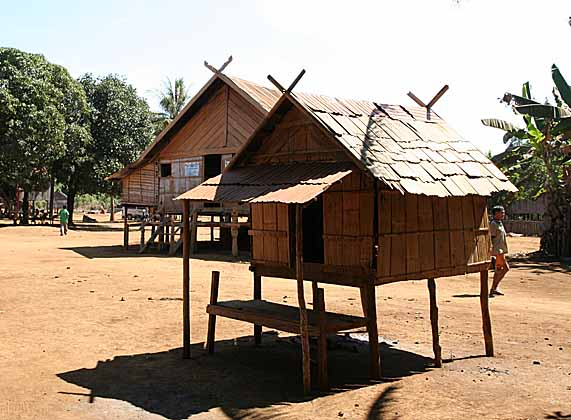 Girl House in Kroeug Village