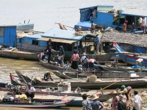 Kg Chhnang port