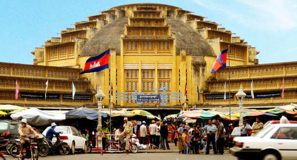 Nicest places in Cambodia 17 days