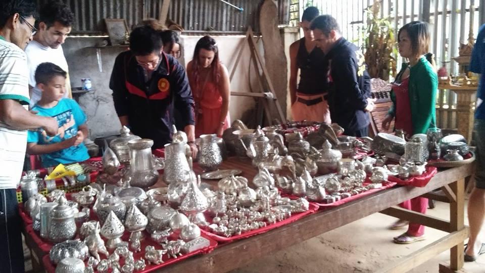 handicraft silver Kg Luong