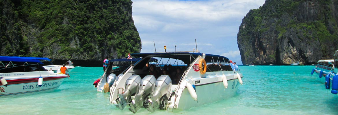 Bangkok to Phuket 6 days 5 nights graphic