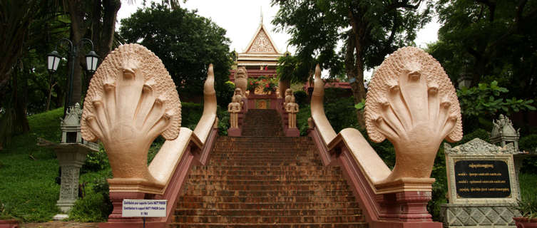 Phnom Penh 2 to 4 days