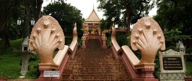 Phnom Penh 2 à 4 jours