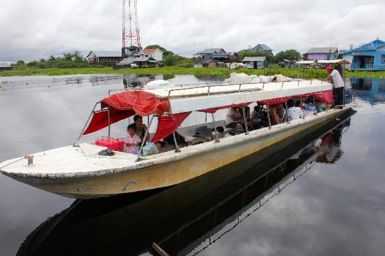 Boat BBM-REP
