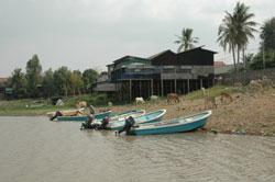 bateau Phnom Da